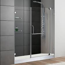 Bath And Shower Doors Acrylic Shower Doors Home Hold Design Reference