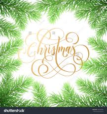 merry christmas holiday golden hand drawn stock vector 760324936