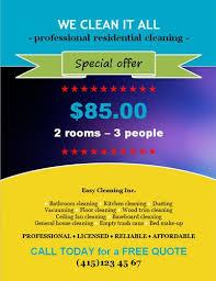 free template for flyers microsoft word free ms word real estate