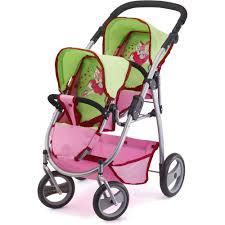 bayer design puppenwagen buy bayer design dolls pram pink green