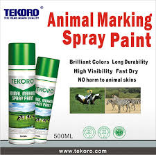 china animal marking paint spray livestock marker all weather