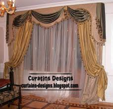 Cheap Stylish Curtains Decorating Bedroom Stylish Free Pattern For Curtain Panels And Valance