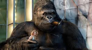 Gorilla Memes - like a boss gorilla with carrot in mouth gets photoshopped into