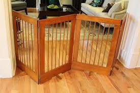 4 panel freestanding pet gate pet u0026 dog gate cardinal gates