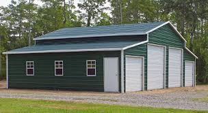 Pioneer Pole Barns Pole Barn Garage Kits 101 Metal Building Homes