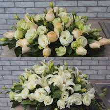 table top flower arrangements white centerpiece flower arrangement florists singapore