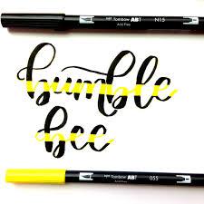 the beginner u0027s guide to brush lettering
