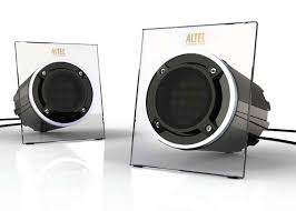 Small Desk Speakers Altec Lansing Fx2020 Expressionist Classic Speakers
