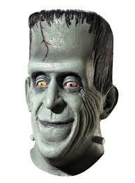imagenes de la familia herman monster máscara de herman la familia monster de látex disfraz adulto funidelia