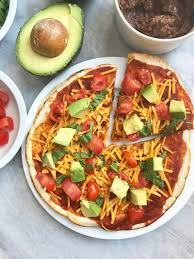 copycat taco bell mexican pizza veganized plant based
