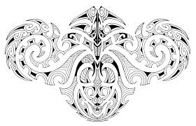 grey ink celtic viking tattoo for chest photos pictures and