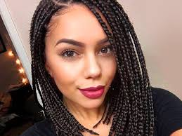 individual braids styles model hairstyles for individual braids hairstyles individual braids