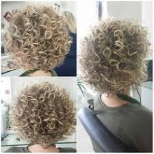 stacked perm short hair image result for stacked spiral perm on short hair hair natural