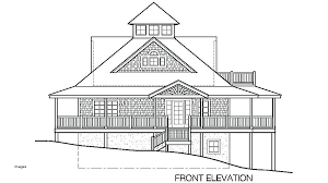 front sloping lot house plans sloped lot house plans house plans for hillside lots house plans for