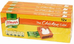 gluten free cubes 48 cubes knorr chicken stock cubes gluten free gravy ebay