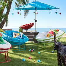 Papasan Chair Cushion Outdoor Outdoor Mocha Papasan Chair Frame Pier 1 Imports