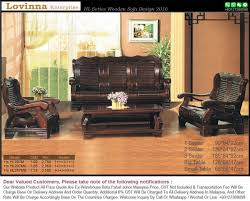 Wooden Sofa Furniture Wooden Sofa Furniture Hardwood Sofa Malaysia Hardwood