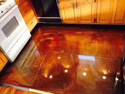 Epoxy Kitchen Floor by Epoxy Flooring Contractor Palisades Jersey City Nj New York Ny
