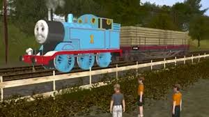 special feature trains formers mistakened actual thomas