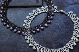 necklace making with pearl images 8 pearl jewelry designs that aren 39 t just for special occasions jpg