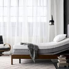 Headboard For Adjustable Bed Bedroom Charming Tempurpedic Adjustable Bed For Modern Bedroom