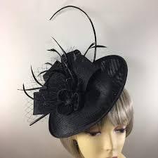 funeral hat funeral fascinators funeral hats black hair fascinator for