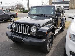 2016 jeep wrangler unlimited sahara used jeep for sale in vineland nj rk kia