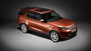 tan land rover discovery 2017 land rover discovery debuts with new look and new tech