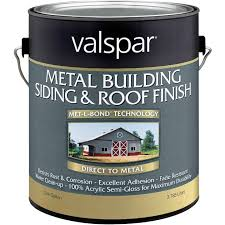 what of paint do you use on metal cabinets valspar gallon white semi gloss metal building paint do it