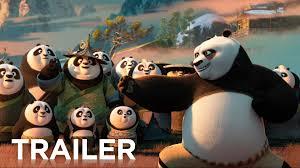 kung fu panda 3 official hd trailer 2 2016