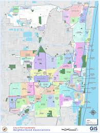 Fort Lauderdale On Map Cflca Home Council Of Fort Lauderdale Civic Associations