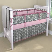 Mini Crib Sets Zspmed Of Mini Crib Bedding Sets On Inspirational Home
