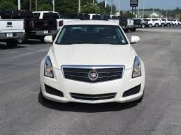 2013 cadillac ats white white cadillac ats in alabama for sale used cars on buysellsearch