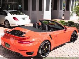 lava orange porsche 2016 porsche 911 turbo s