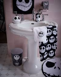 this is halloween fill your bathroom with the pumpkin king