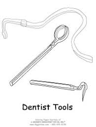 tool coloring pages dentist coloring pages giggletimetoys com