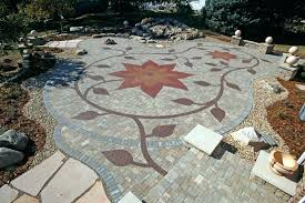Patio Paver Designs Landscape Paver Design Impressive Outdoor Pictures Of Exterior