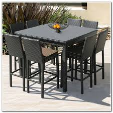 Bar Height Patio Chairs by Bar Height Patio Set Patios Home Design Ideas Klwmay7wxo