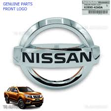 nissan genuine accessories canada genuine front emblem logo decal bumber for nissan navara np300 d23