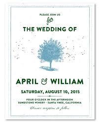 76 best tree wedding invitations images on tree