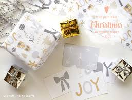 silver christmas wrapping paper free printable christmas wrapping paper and tags