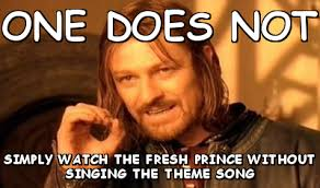 In West Philadelphia Born And Raised Meme - fresh prince of bel air meme deconstruction jswatch10