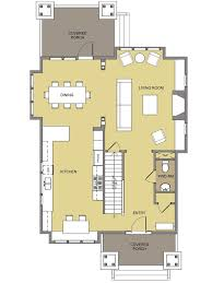 craftsman floorplans floor plan house plans cottage style homes floor craftsman plan