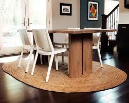 round rug for under kitchen table jute rug under kitchen table best table decoration