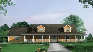Farmhouse With Wrap Around Porch by 100 Ranch Farmhouse Plans Plan 62668dj Modern Farmhouse