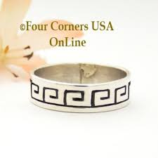 American Wedding Rings by Engagement Wedding Ring Sets Navajo Wedding Rings Four Corners