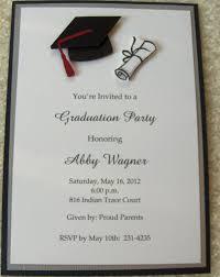 3d Invitation Card 3d Graduation Party Invitation Card With 3d Graduation Cap And