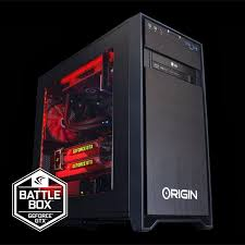 Gaming Desk Tops by Origin Pc Announces 4k Gaming Ready Nvidia Approved Battlebox