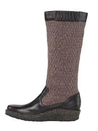 black sweater boots sweater boot black womens comfort boot aetrex worldwide
