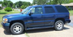 2005 gmc yukon information and photos momentcar